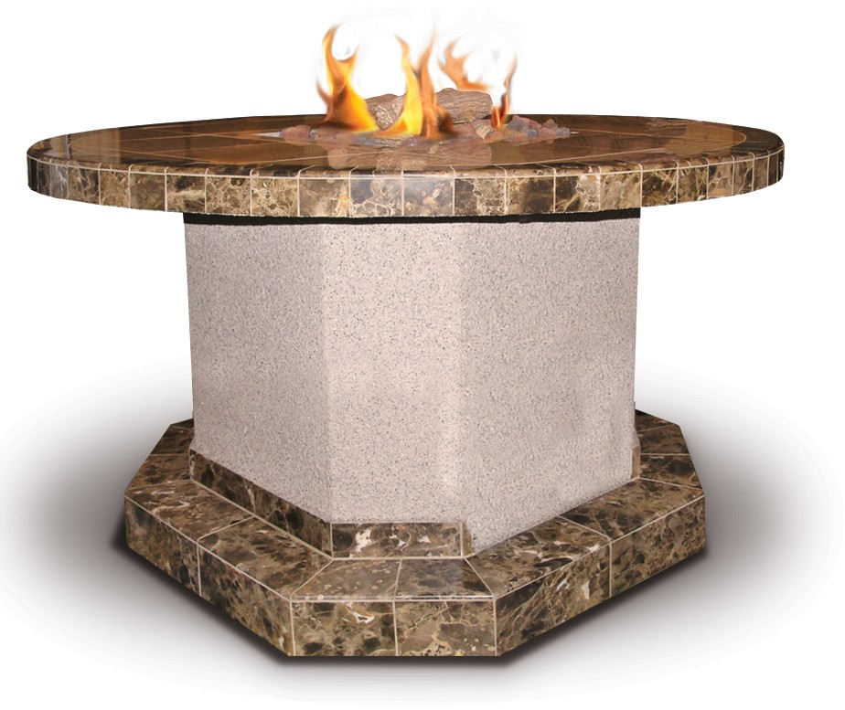 Cal Flame Outdoor Gas Firepit FPT-R1050S
