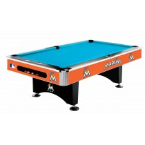 Imperial International - MLB Miami Marlins Pool Table - 64-2024