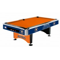 Imperial International - MLB Houston Astros Pool Table - 64-2025