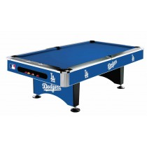 Imperial International - MLB Los Angeles Dodgers Pool Table - 64-2026