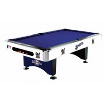 Imperial International - MLB Milwaukee Brewers Pool Table - 64-2027