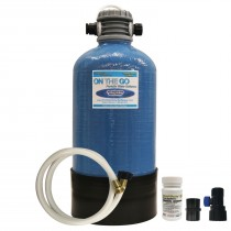 77149 ON THE GO PORTABLE STANDARD WATER SOFTENER