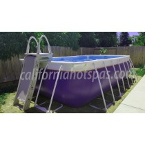 Liberty Bluewater 9 x 17 Above Ground Portable Pool