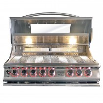 Cal Flame 5 Burner Convection Grill, BBQ18875CTG