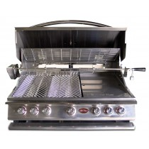 Cal Flame 5 Burner Convection Grill, BBQ18875CP