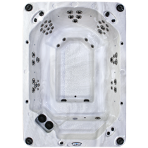 El Grande EC-947E   6-Person Hot Tub with 47 Jets