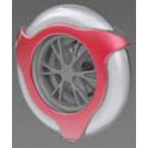 "COLEMAN JET INSERT- STAINLESS 5.0"" PST, POWER STORM TWISTER (#285034W-RD) COLEMAN PLU21703706-RED"