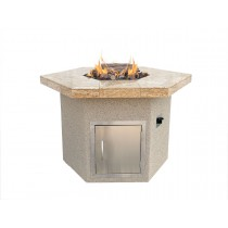 Cal Flame Gas Outdoor Firepit FPT-H402