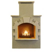 Cal Flame Outdoor Fireplace FRP908-1