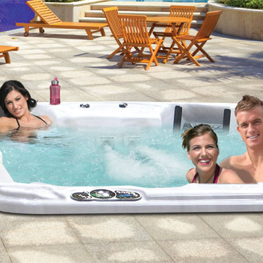 Spas and hot tubs - Designer Inground Spas