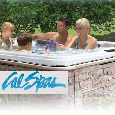 Spas and hot tubs - view all CalSpas spas