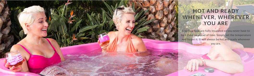 Free Flow Spas Cancer Awareness Month Giveaway